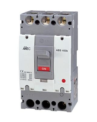 Picture of MCCB LS 3 cực, 400A, 42kA - ABS403b