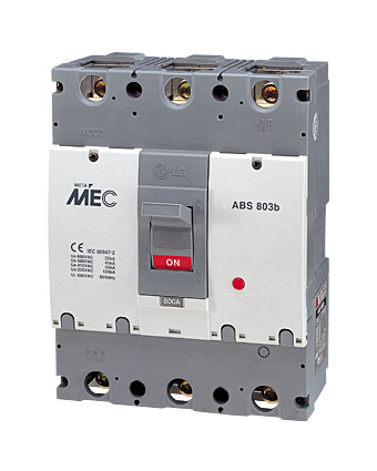 Picture of MCCB LS 3 cực, 500A, 65kA - ABS803b