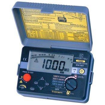 Picture of Đồng hồ đo điện trở cách điện Kyoritsu - 3021