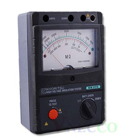 Picture of Đồng hồ đo điện trở cách điện Kyoritsu - 3122