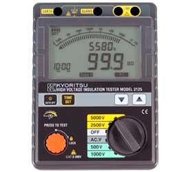 Picture of Đồng hồ đo điện trở cách điện Kyoritsu - 3125
