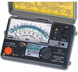 Picture of Đồng hồ đo điện trở cách điện Kyoritsu - 3161