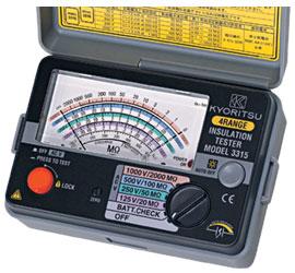 Picture of Đồng hồ đo điện trở cách điện Kyoritsu - 3315