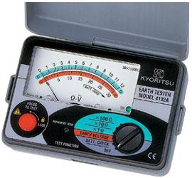 Picture of Đồng hồ đo điện trở đất Kyoritsu - 4105AH, 4105AH