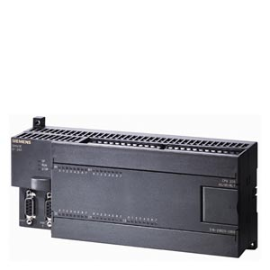 Picture of CPU 226, DC PS, 24DI DC/16DO DC - SIEMENS