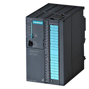 Picture of CPU312C, 10DI/6DO, 32 KB - SIEMENS