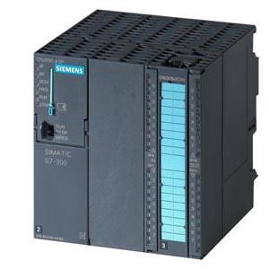 Picture of CPU313C-2 DP, 16DI/16DO, 64 KB - SIEMENS