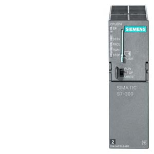 Picture of CPU314, 128 KB - SIEMENS