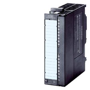 Picture of ANALOG MODULE SM 334, OPTICALLY ISOLATED, 4AE/2AA, 12 BIT, 0-10V F. PT100 - SIEMENS