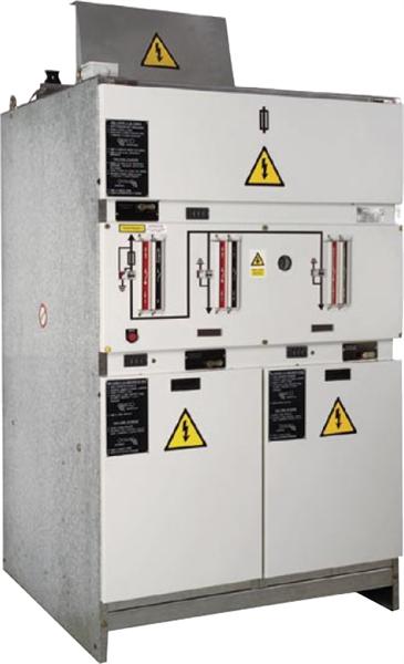 Picture of Tủ điện trung thế Schneider-RMU 36KV-CAS 36