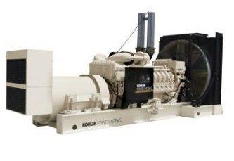 Picture of Máy phát Diesel Kohler 600 KVA, 220V/380V - 600REOZM