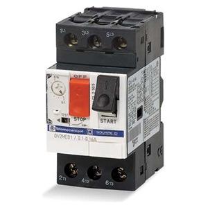 Picture of CB 3 cực - từ nhiệt bảo vệ động cơ (6....10), 138A - GV2ME14
