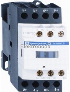 Picture of Khởi động từ TeSys Schneider  20 A , 24 VDC, 4 cực  ( 2NO,2NC ) - LC1D098BD