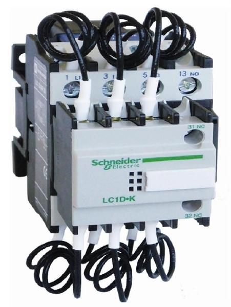 Picture of công tắc tơ  Schneider 10 kVAR , 220vac - LC1DLK02M7