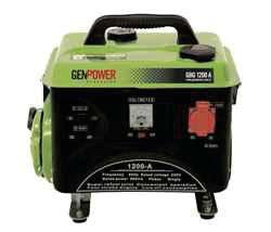 Picture of Máy phát điện chạy xăng Genpower 1.2 KVA, 230V - GBG1200A