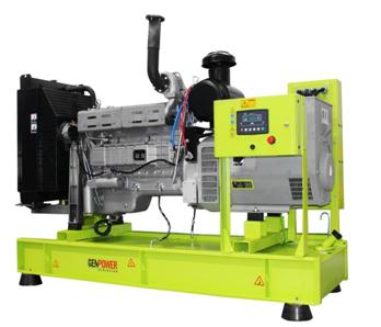 Picture of Máy phát điện chạy dầu diesel Genpower 231/400 V - 120kVA - GNT120