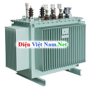 Picture of Máy biến áp dầu ba pha ABB  100 kVA, 35-22/0.4kV
