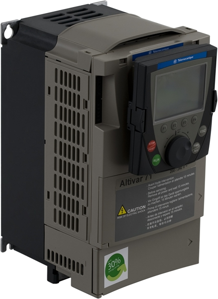 Picture of Biến tần schneider  Altivar 71, 0.75 kW, 3 pha 380V