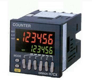 Picture of Bộ đếm đa năng H7CX-A-N, hiển thị số, kích thước 48x48mm