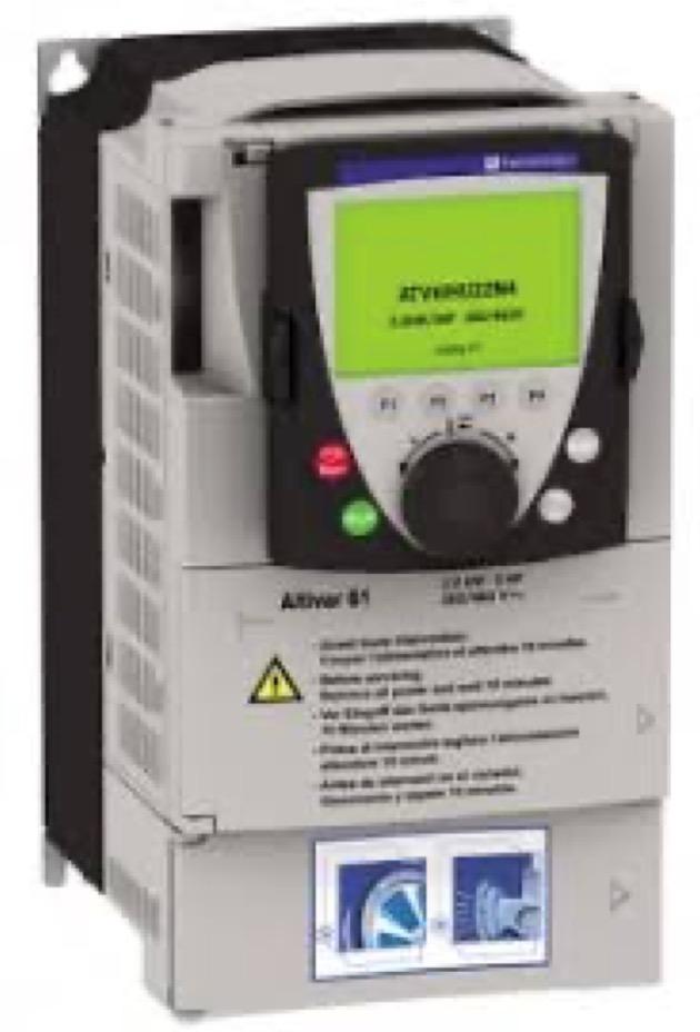 Picture of Biến tần Schneider Altivar 61 - 0.75 kW 3 pha 380...480V ATV61H075N4