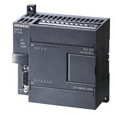 Picture of CPU 22, DC PS, 6ES7211-0BA23-0XB0 - SIEMENS