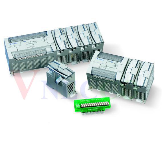 Picture of  PLC Allen-Bradley MicroLogix1200- 1762-L24BWAR
