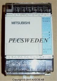 Picture of  PLC MITSUBISI FX1S-14MR-ES/UL