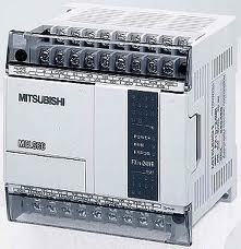 Picture of  PLC Mitsubishi FX1N-14MT-DSS