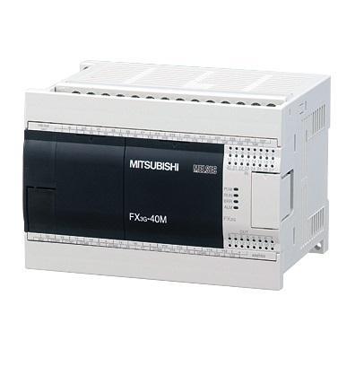 Picture of  PLC Mitsubishi FX3G-14MR/ES-A