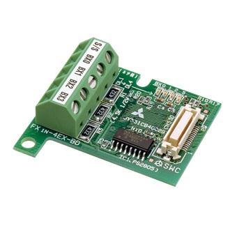 Picture of 1ch Analog Output Board Mitsubishi FX1N-1DA-BD