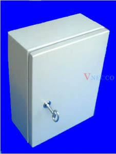 Picture of  Vỏ tủ điện kín nước LSK 33015,300x300x150,Tole 1.5mm