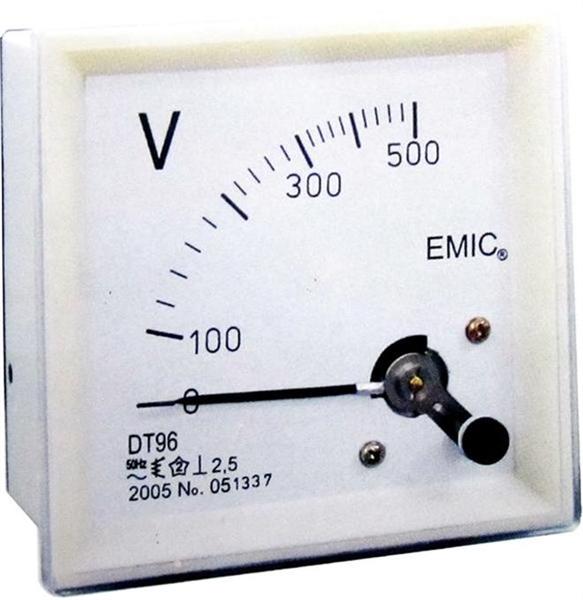Picture of Đồng hồ 300V Emic loại DT 96, cấp chính xác 2.5