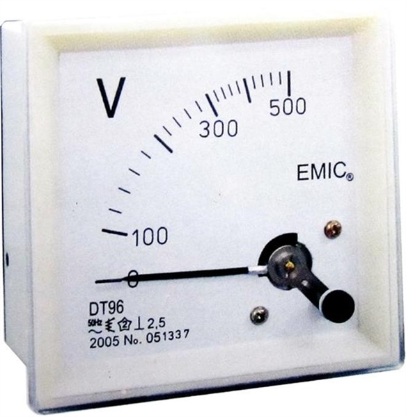 Picture of Đồng hồ Ampe Emic loại các loại DT96, cấp chính xác 2,5