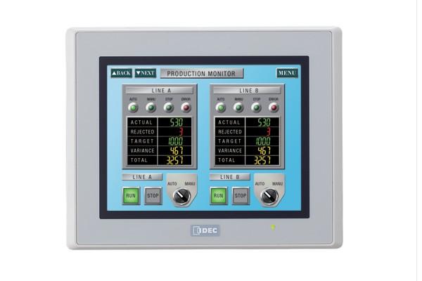 Picture of Màn hình cảm ứng HMI IDEC 5,7 INCH HG2G-5ST22VF-W