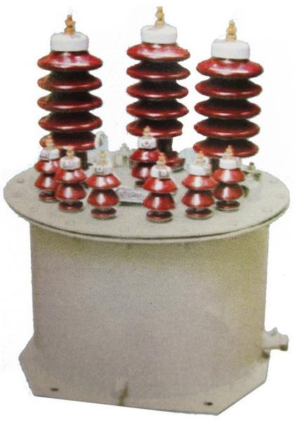 Picture of  Máy biến áp đo lường trung thế EMIC 3 pha, ngoài trời, kiểu ngâm dầu