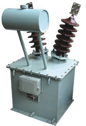 Picture of Máy biến áp cấp nguồn trung thế EMIC 1 pha, ngoài trời, kiểu ngâm dầu