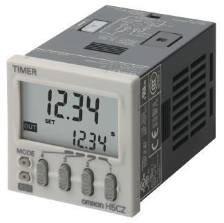 Picture of Bộ định thời gian hiển thị số H5CZ-L8 [ Omron ]