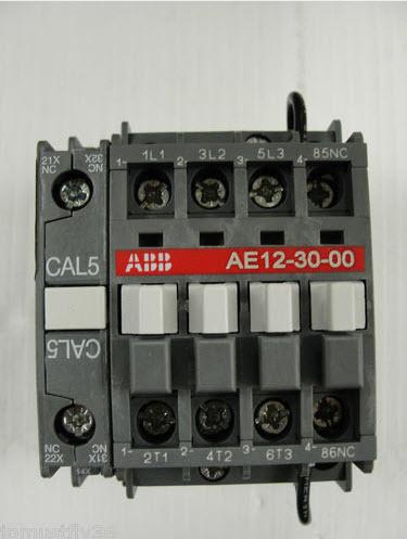 Picture of Công tắc tơ ABB 4P dạng khối loại AE 1SBL379001R8611