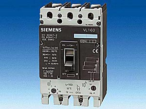 Picture of  MCCB Siemens  3VL2705-2DC33-0AA0