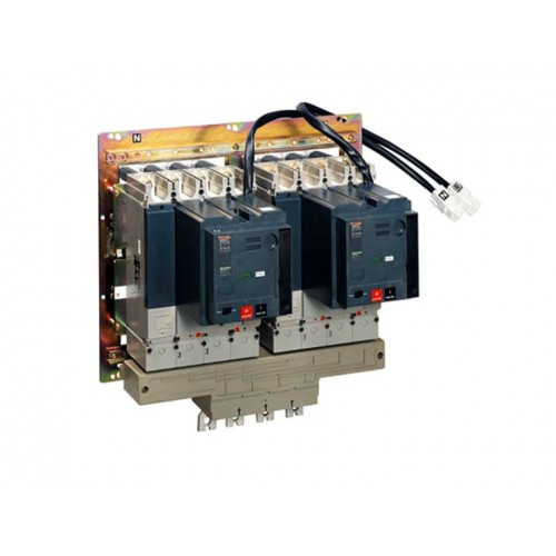 Picture of Bộ chuyển đổi nguồn tự động Schneider ATSNSX010F3FTM
