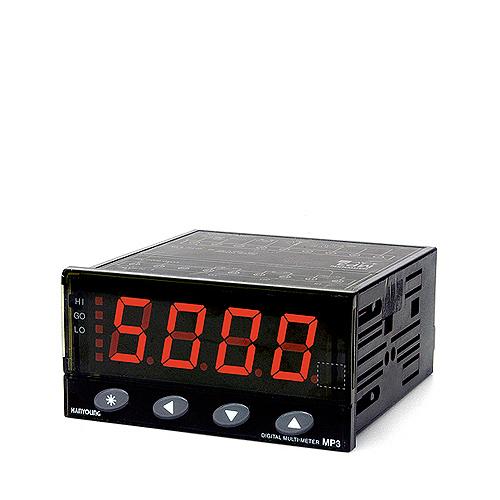 Picture of  Bộ hiển thị điện áp, dòng điện đa năng MP3- 4-...-9 Hanyoung
