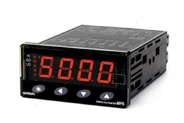 Picture of  Bộ hiển thị điện áp, dòng điện đa năng MP6- 4-...-5 Hanyoung