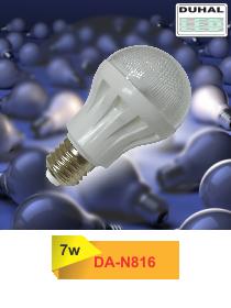 Picture of Bóng LED Duhal 7W, đường kính 70mm, cao 120mm, DA-N816
