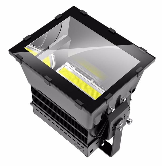 Picture of Đèn pha LED 1000W vỏ đen - Mã HY-F5001