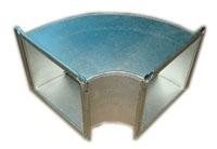 Picture of Cút 90 độ ống gió vuông - VN-CC03