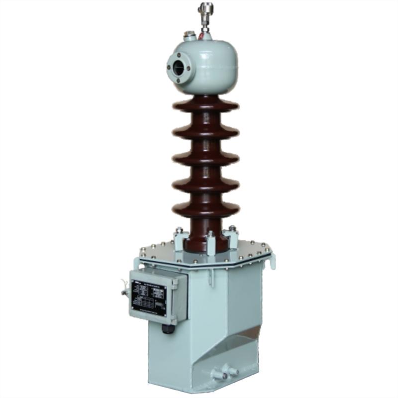 Picture of Máy biến điện áp EMIC nguồn ngâm dầu 35kV 1 sứ PT35-1ZHODxS