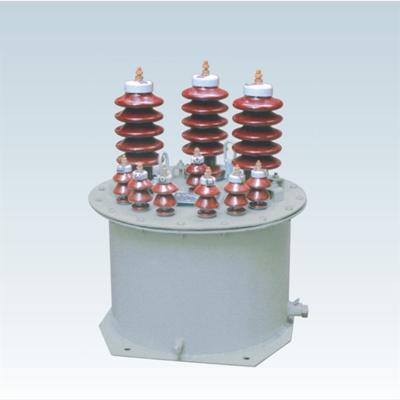 Picture of Máy biến điện áp EMIC đo lường trung thế 3 pha, ngoài trời kiểu ngâm dầu PTx 3ZHOD