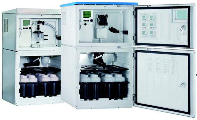 Picture of Liquistation CSF48 - Thiết bị lấy mẫu cố định tự động cho môi trường chất lỏng