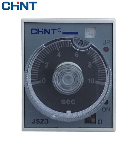 Picture of Timer on delay Chint 2NO-2NC JSZ3A-F