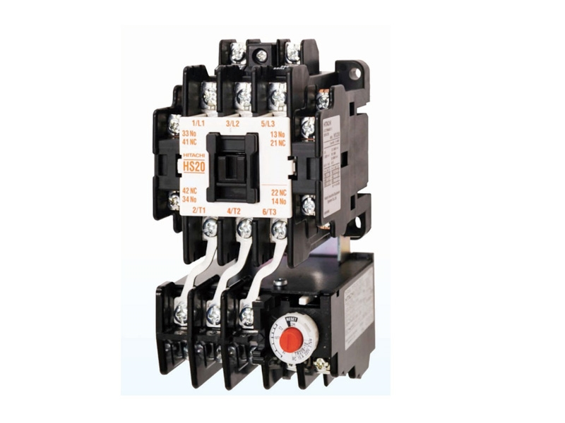 Picture for category Contactor Hitachi